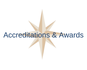 Accreditations & Awards